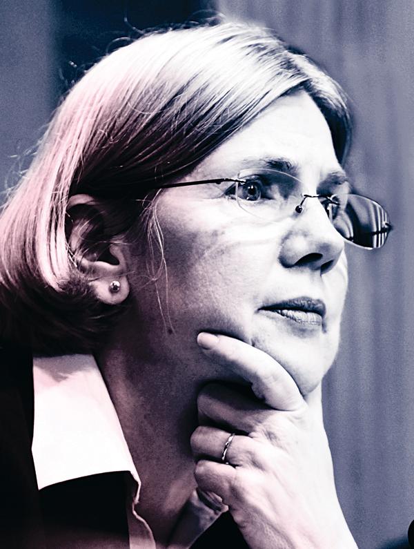 Elizabeth Warren Profile