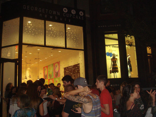 Fashion's Night Out Boston