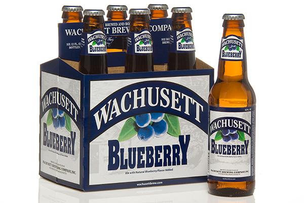 Wachusett Brewery Blueberry Ale