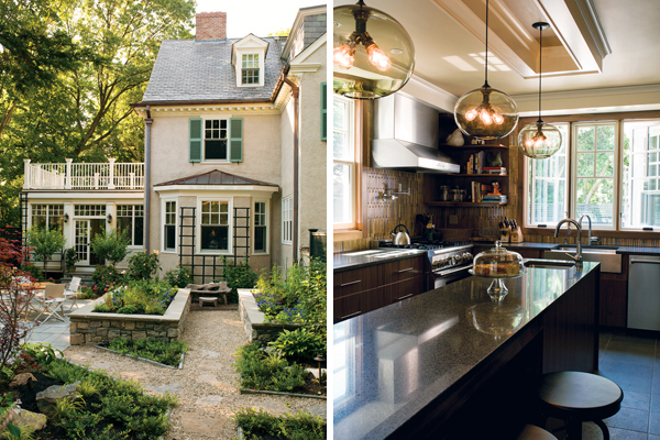 brookline colonial revival