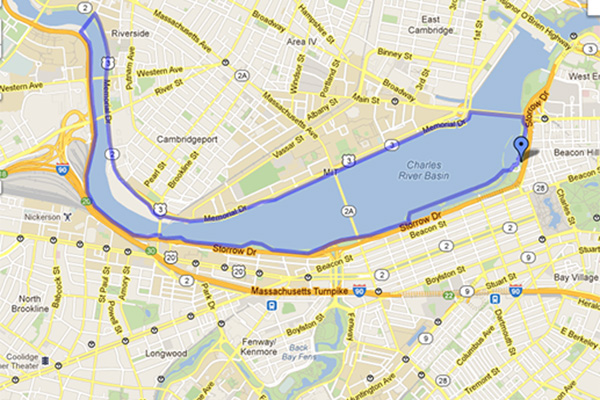 Best Running Routes In Boston Mapped Courses And Trails