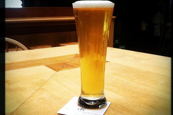 Cambridge Brewing Company Regatta Golden beer