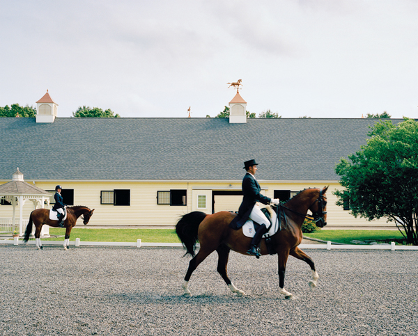massachusetts equestrians