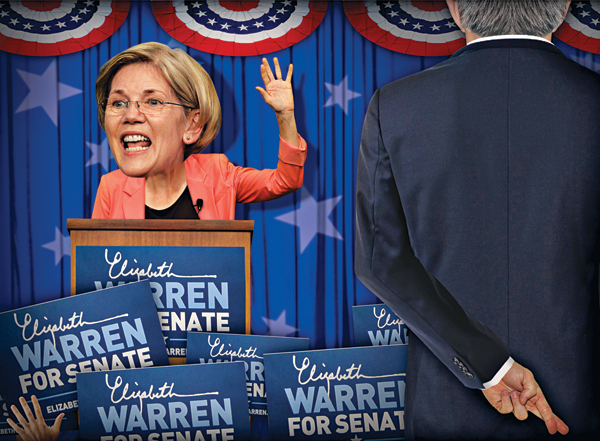john kerry's elizabeth warren dilemma