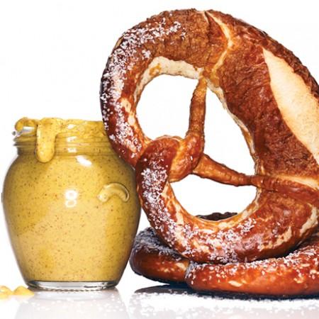 oktoberfest special at clear flour bread