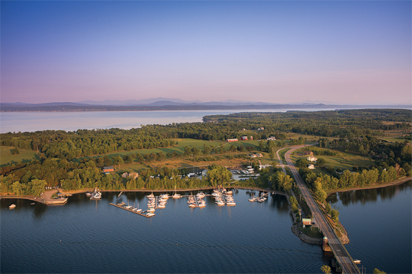 five new england road trips