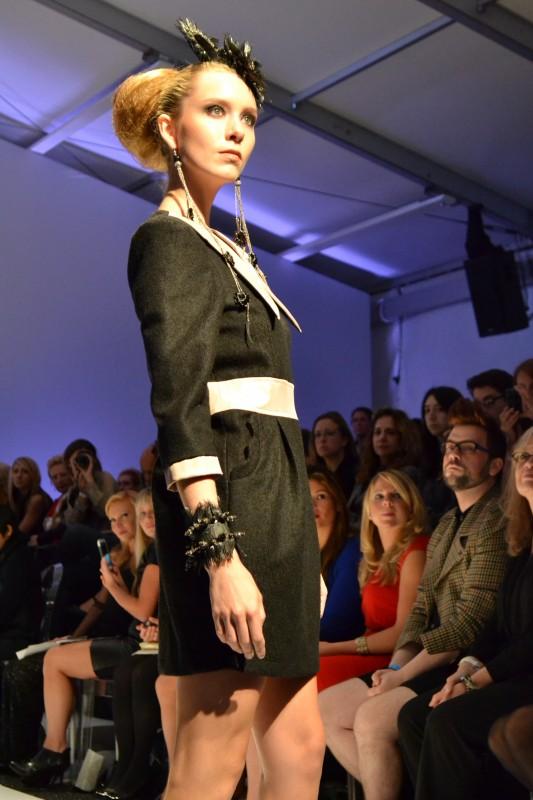 Boston Fashion Week Candice Wu