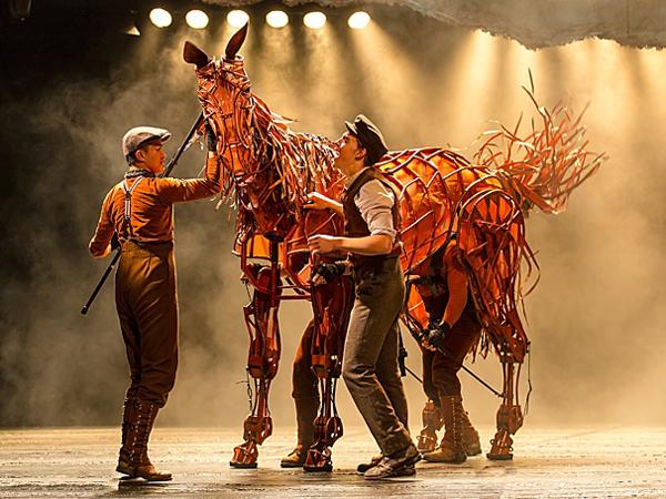 War Horse Boston Opera House & War Horse Trots to Boston u2013 Boston Magazine