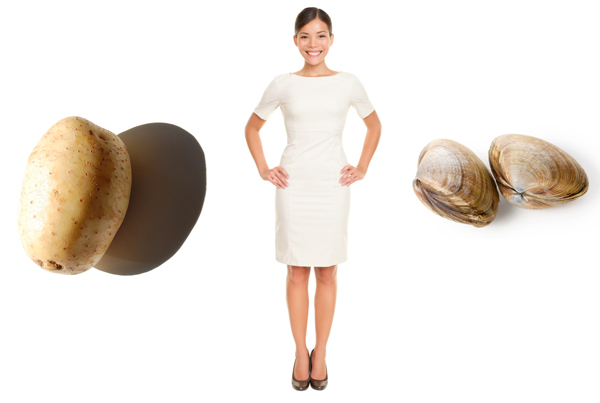 halloween costume clam chowder