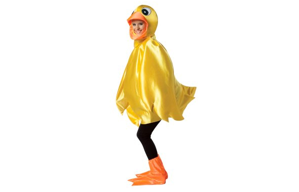 duck halloween costume