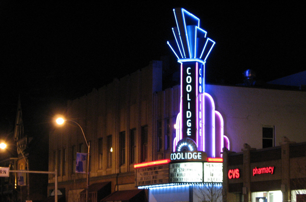 coolidge corner theater film digital cinema