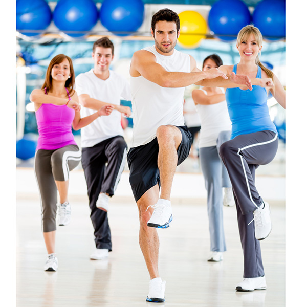 Working out group fitness