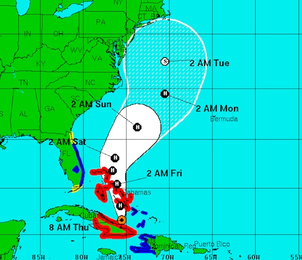 hurricane sandy path