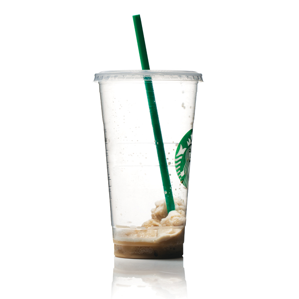 starbucks frappaccino by the numbers george howell coffee connection