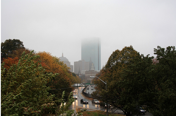 hurricane sandy in boston