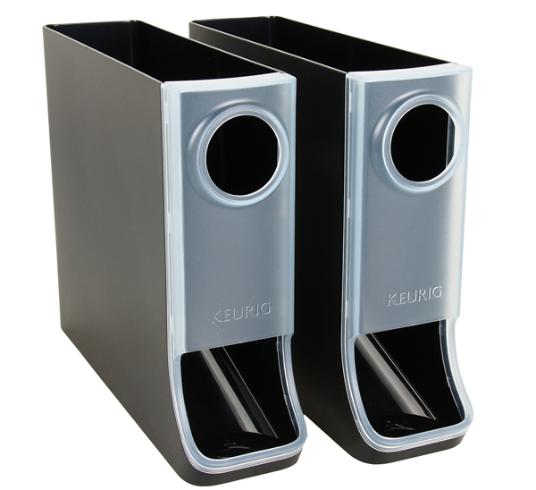 Merveilleux K Cup Storage Dispenser