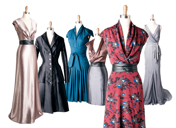 fashion designer luke aaron dresses