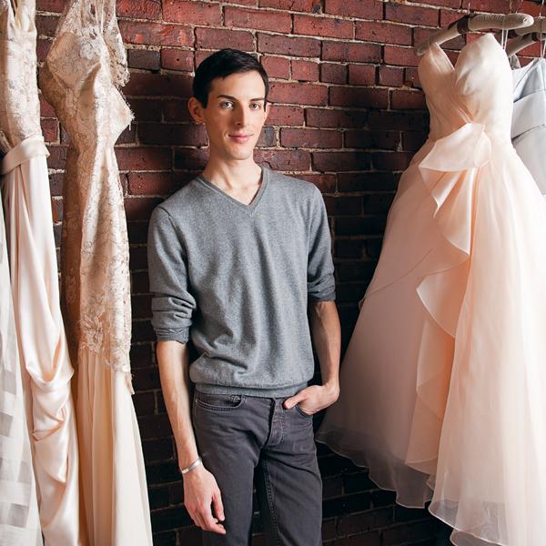 fashion designer luke aaron