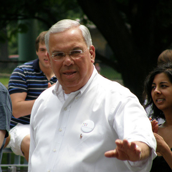 Mayor Menino Boston