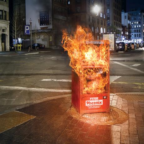 what happened to the boston phoenix