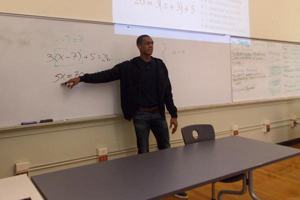 rajon rondo teaches math