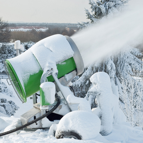 Snow Cannon