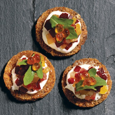 toast bruschetta crostini crispy bread
