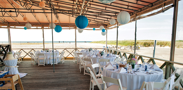 wedding reception venues by water