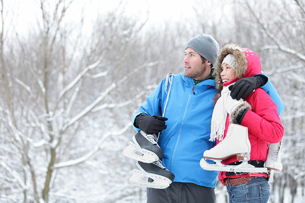 winter exercisers