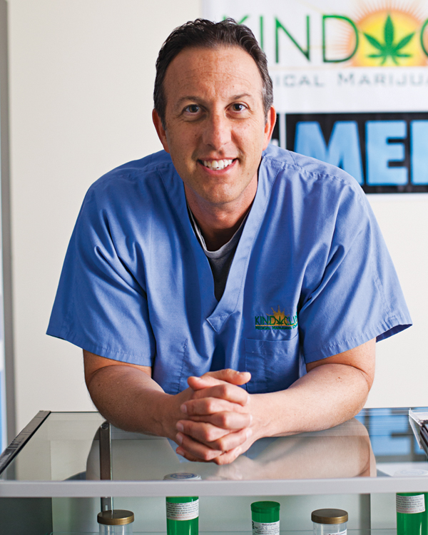 Bruce Bedrick, CEO of Medbox and Kind Clinics