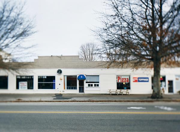 Alexis Wright's York Street dance studio