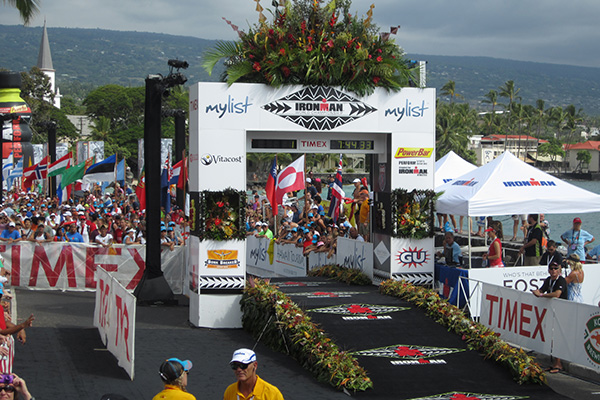 Ironman Championships Kona Hawaii