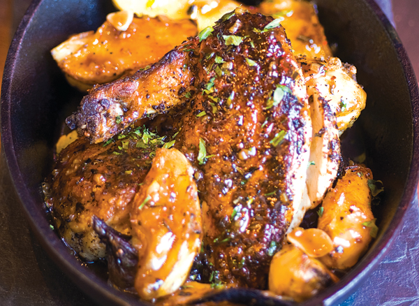 oak long bar and kitchen restaurant review
