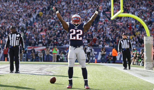 interview with patriots running back stevan ridley