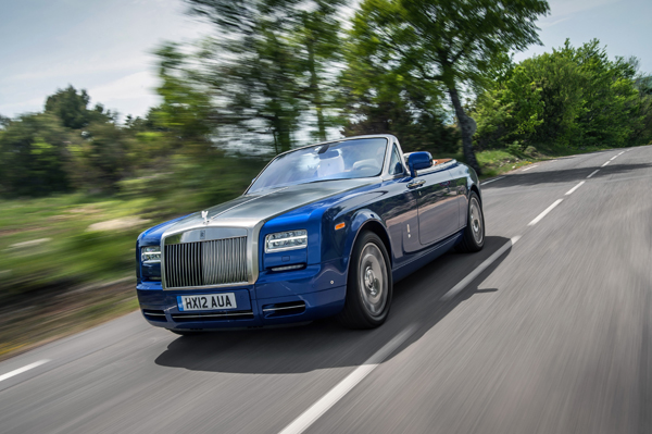 2013 Rolls Royce Phantom Drophead Coupe