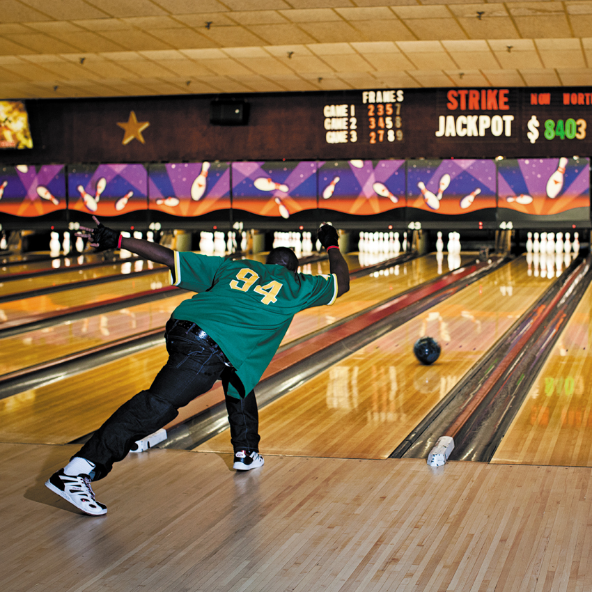The Best Bowling Alley In Boston