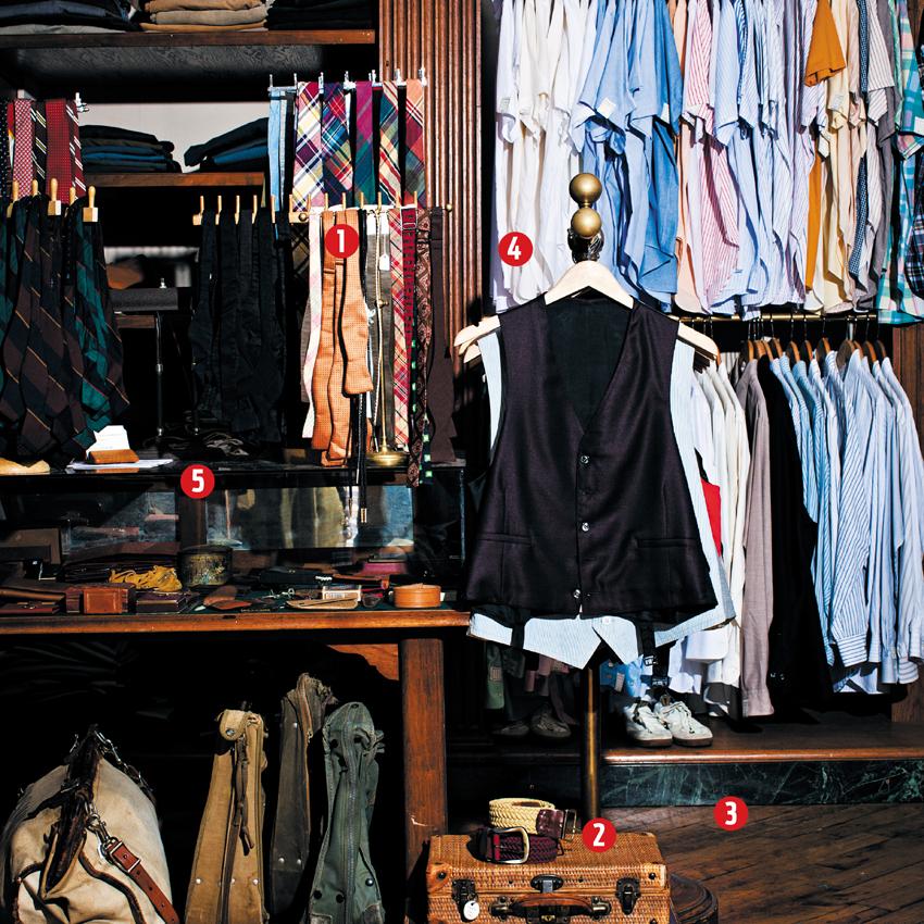 Best Men's Clothing, Accessories in Boston