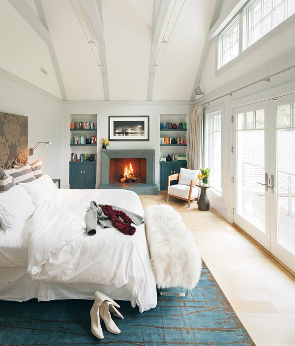 weston home renovation bedroom