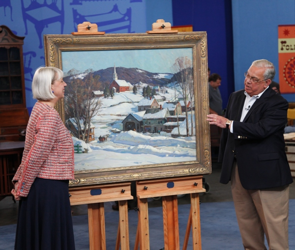 Antique Roadshow 1