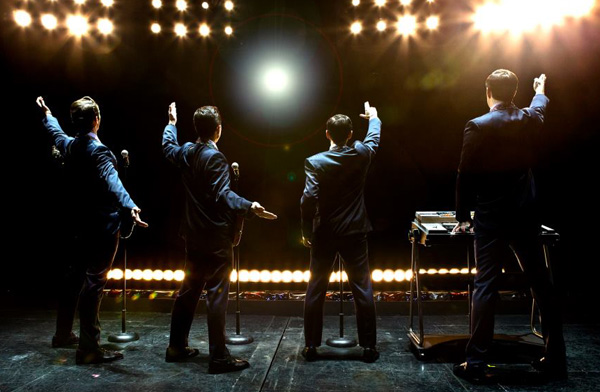 five reasons to leave the house jersey boys