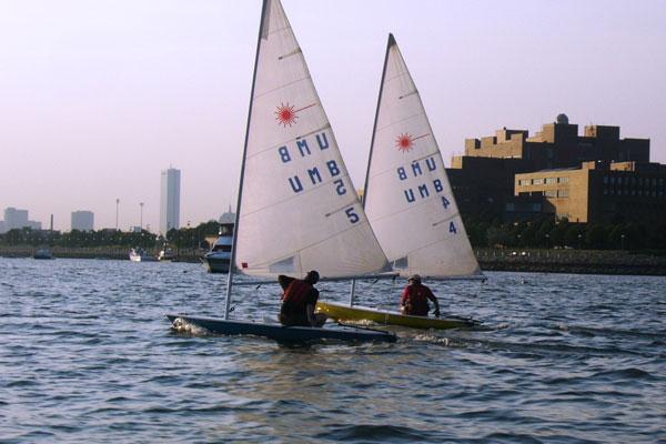 UMB sailing