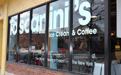 Toscanini's Ice Cream