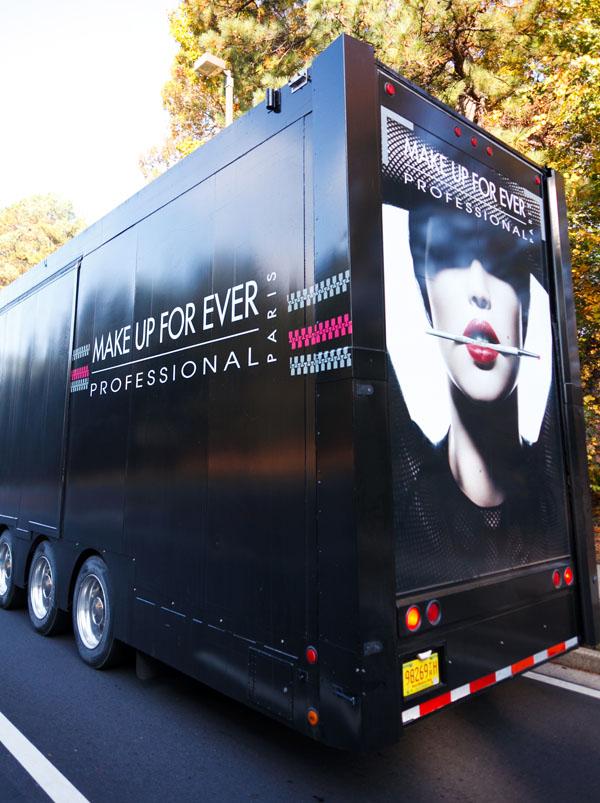 Make Up For Ever trailer