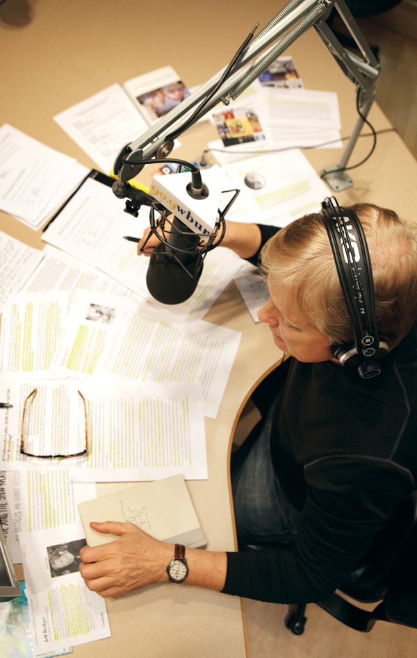 tom ashbrook on point wbur npr