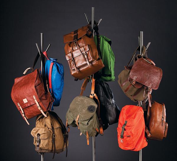 smart winter backpacks