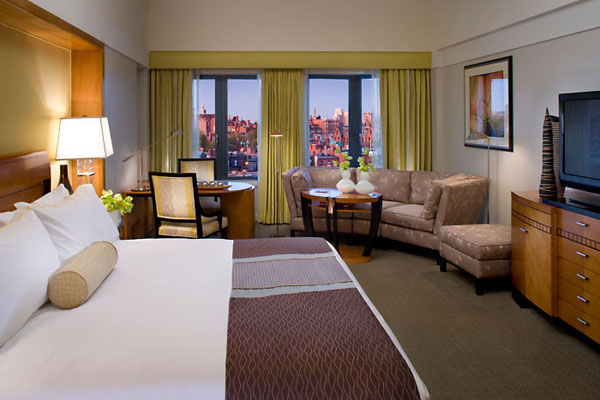 Mandarin Oriental Hotel Boston