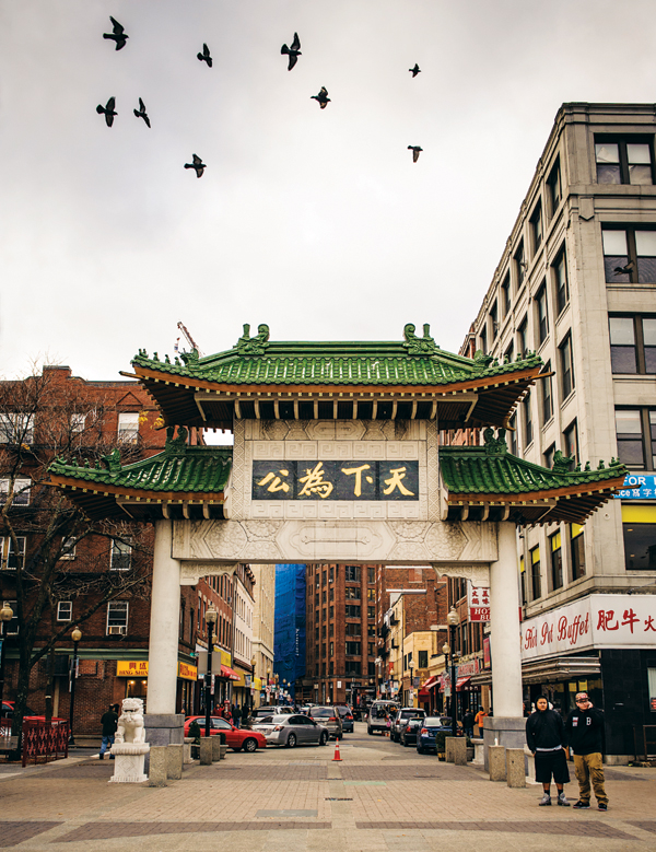 restaurant guide boston chinatown