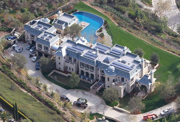 tom brady gisele bundchen mansion