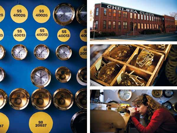 chelsea clock company
