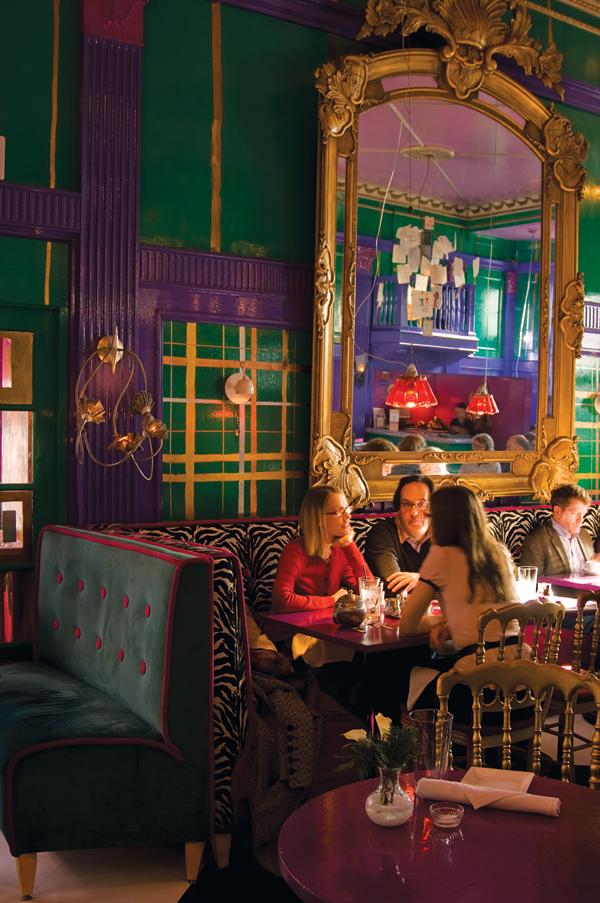 The Monday Club Bar
